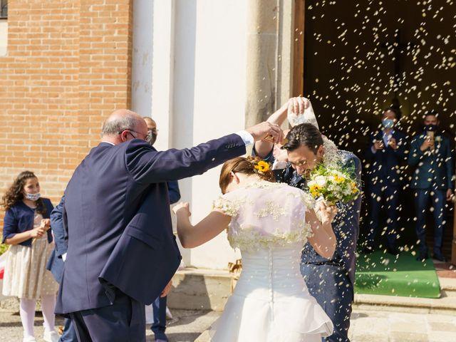 Il matrimonio di Andrea Valerio e Silvia a Due Carrare, Padova 50