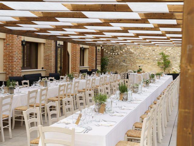 Il matrimonio di Andrea Valerio e Silvia a Due Carrare, Padova 53