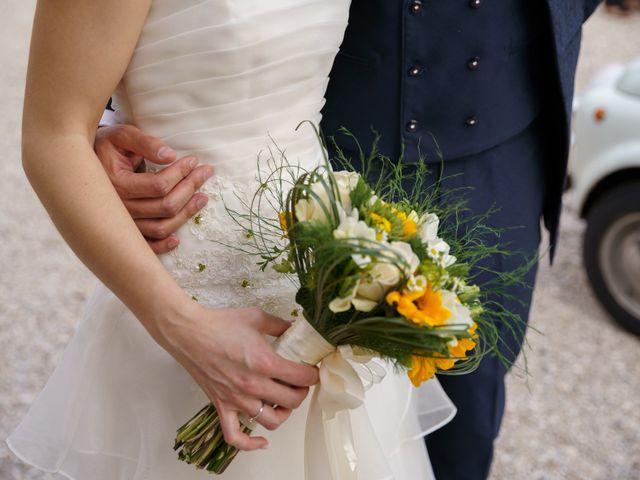 Il matrimonio di Andrea Valerio e Silvia a Due Carrare, Padova 56