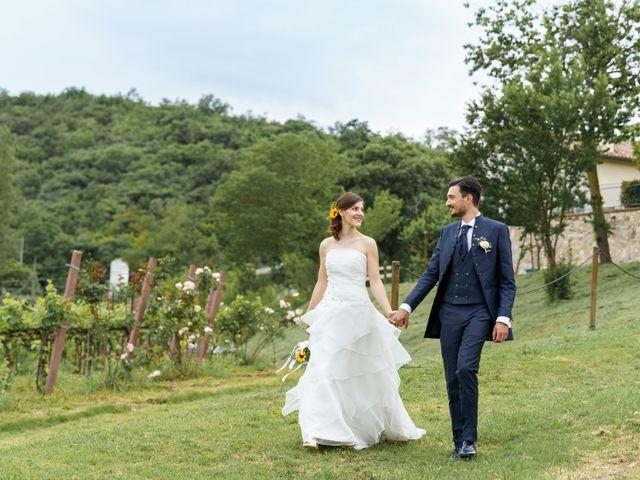 Il matrimonio di Andrea Valerio e Silvia a Due Carrare, Padova 59