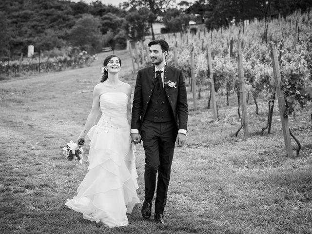 Il matrimonio di Andrea Valerio e Silvia a Due Carrare, Padova 1