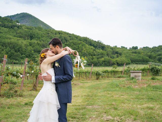 Il matrimonio di Andrea Valerio e Silvia a Due Carrare, Padova 63