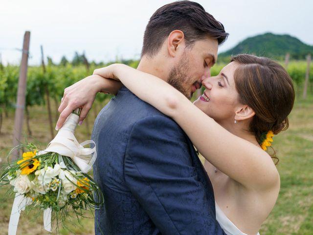Il matrimonio di Andrea Valerio e Silvia a Due Carrare, Padova 65