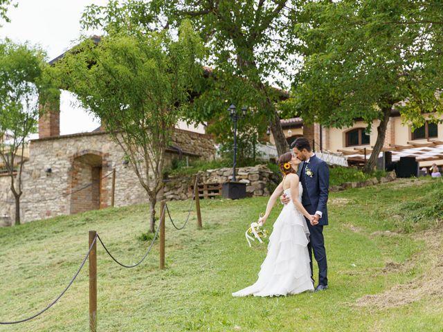 Il matrimonio di Andrea Valerio e Silvia a Due Carrare, Padova 67