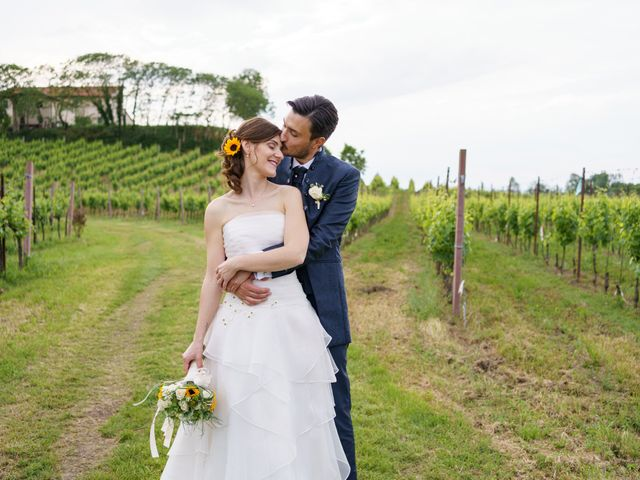 Il matrimonio di Andrea Valerio e Silvia a Due Carrare, Padova 70