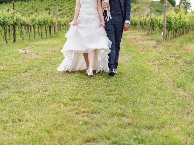 Il matrimonio di Andrea Valerio e Silvia a Due Carrare, Padova 71