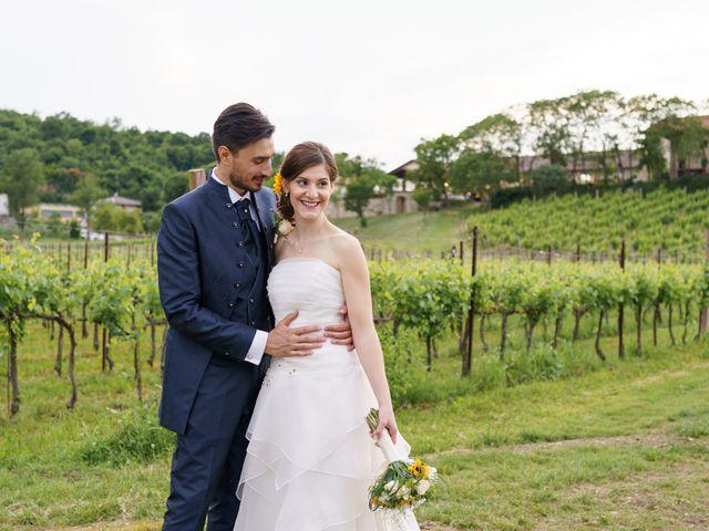 Il matrimonio di Andrea Valerio e Silvia a Due Carrare, Padova 72