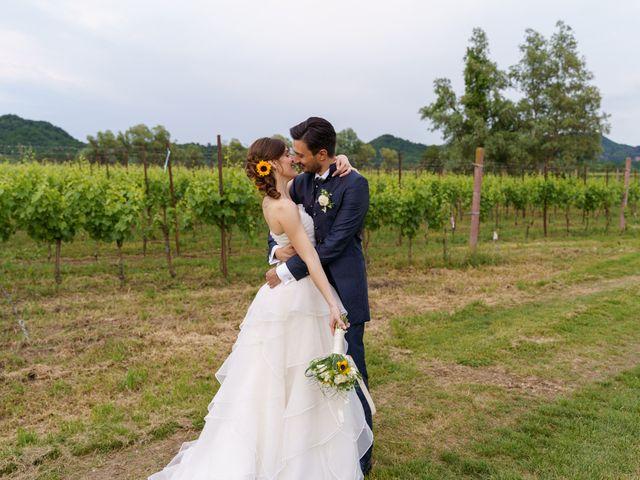 Il matrimonio di Andrea Valerio e Silvia a Due Carrare, Padova 74