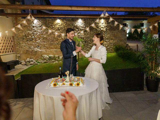 Il matrimonio di Andrea Valerio e Silvia a Due Carrare, Padova 76