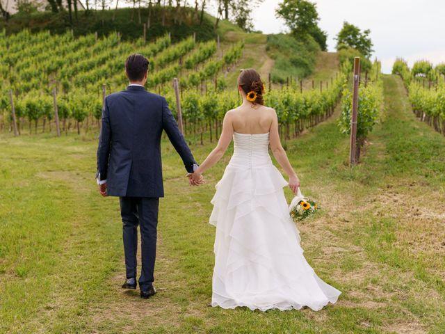 Il matrimonio di Andrea Valerio e Silvia a Due Carrare, Padova 77