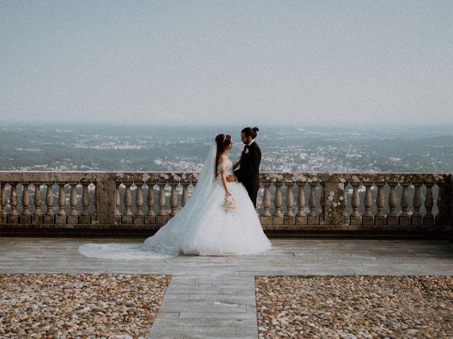 Il matrimonio di Antonino e Stefania a Varese, Varese 26