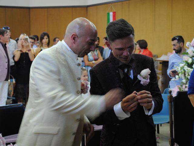 Il matrimonio di Mattia e William  a Lesmo, Monza e Brianza 9