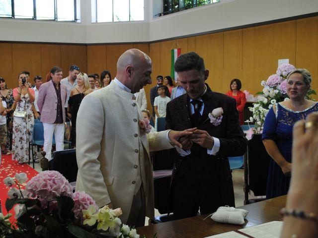 Il matrimonio di Mattia e William  a Lesmo, Monza e Brianza 10