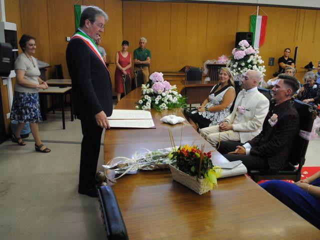 Il matrimonio di Mattia e William  a Lesmo, Monza e Brianza 12