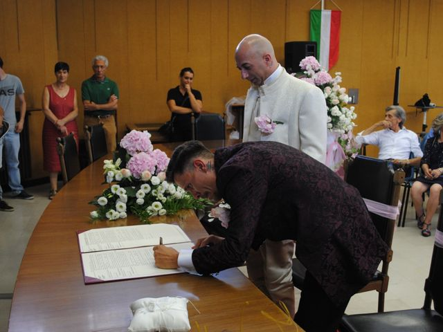 Il matrimonio di Mattia e William  a Lesmo, Monza e Brianza 13