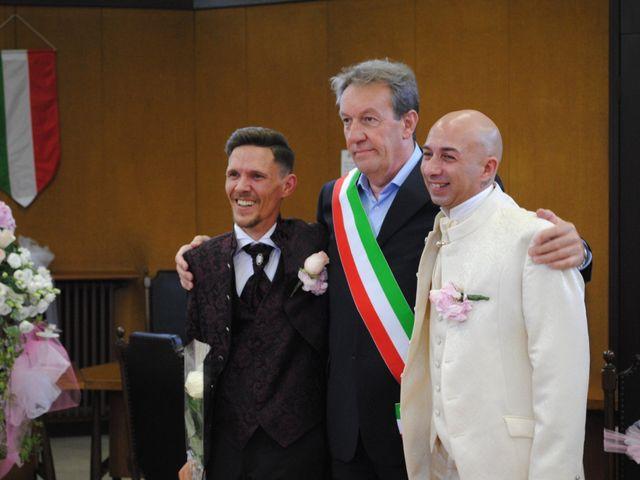 Il matrimonio di Mattia e William  a Lesmo, Monza e Brianza 15