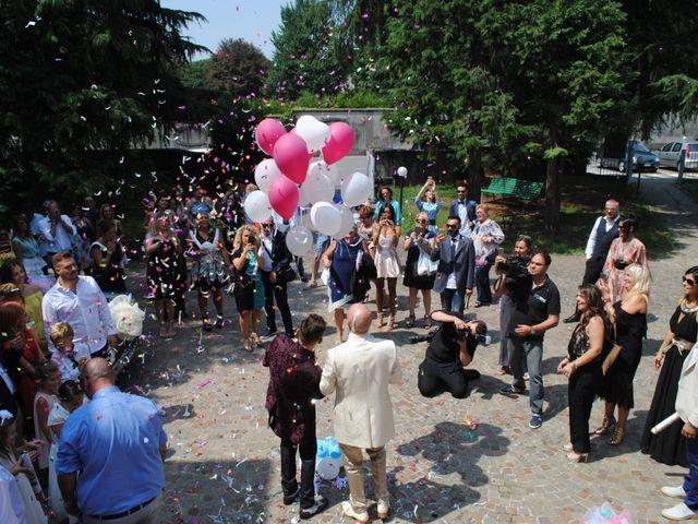 Il matrimonio di Mattia e William  a Lesmo, Monza e Brianza 18