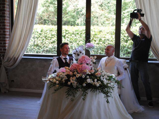 Il matrimonio di Mattia e William  a Lesmo, Monza e Brianza 21