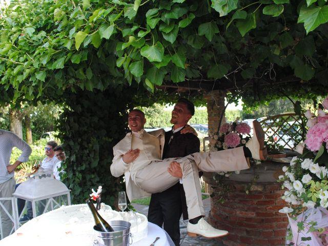 Il matrimonio di Mattia e William  a Lesmo, Monza e Brianza 23