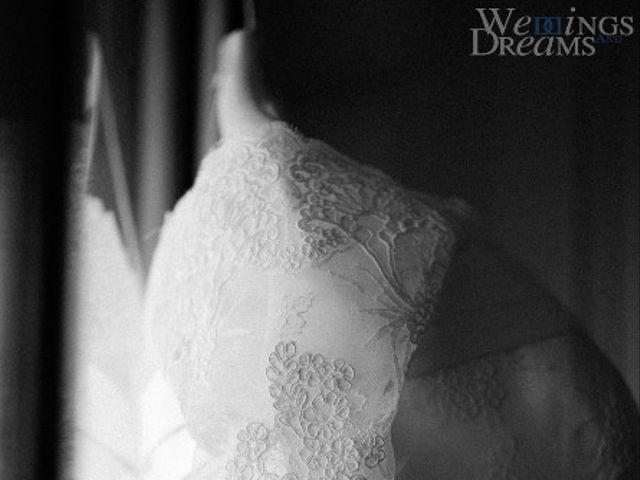 Il matrimonio di Dafne e Diego a Truccazzano, Milano 10