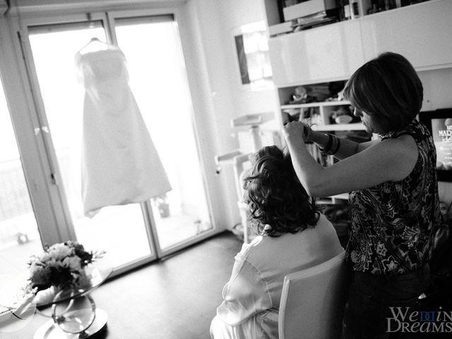 Il matrimonio di Dafne e Diego a Truccazzano, Milano 11