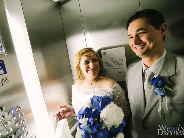 Il matrimonio di Dafne e Diego a Truccazzano, Milano 29