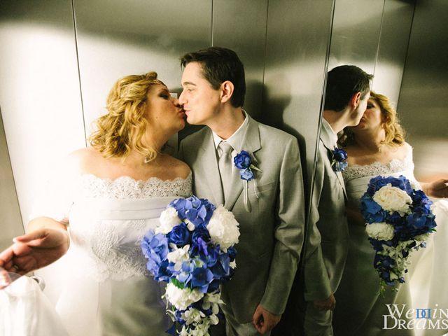 Il matrimonio di Dafne e Diego a Truccazzano, Milano 30
