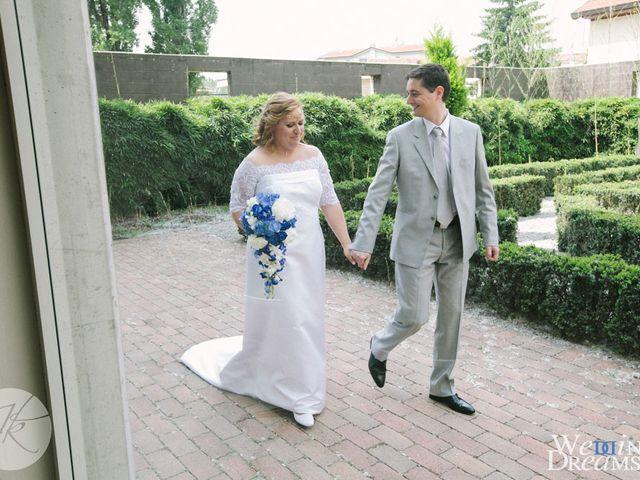 Il matrimonio di Dafne e Diego a Truccazzano, Milano 31