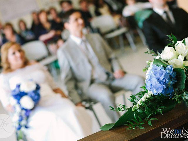 Il matrimonio di Dafne e Diego a Truccazzano, Milano 32