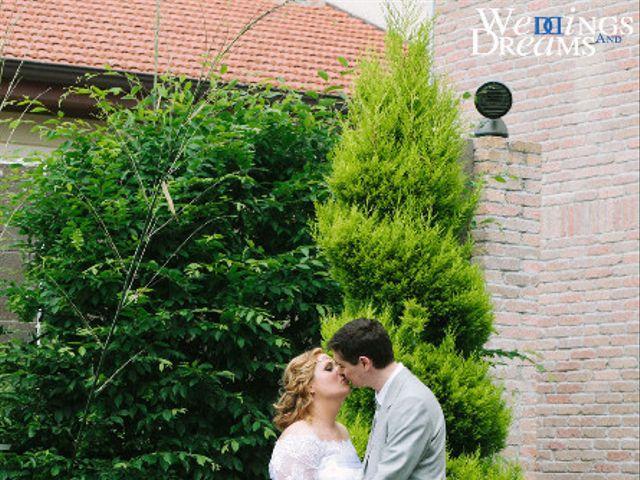 Il matrimonio di Dafne e Diego a Truccazzano, Milano 35