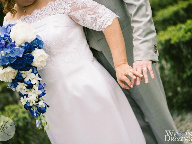 Il matrimonio di Dafne e Diego a Truccazzano, Milano 38