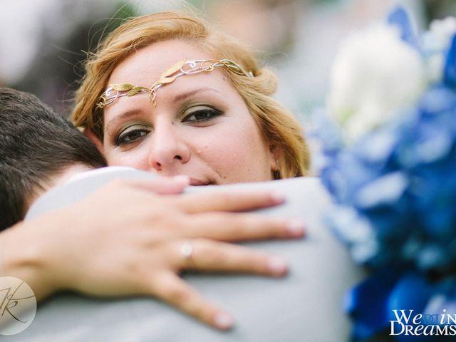 Il matrimonio di Dafne e Diego a Truccazzano, Milano 2