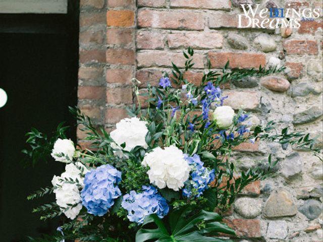 Il matrimonio di Dafne e Diego a Truccazzano, Milano 40