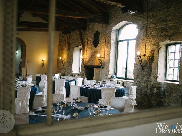 Il matrimonio di Dafne e Diego a Truccazzano, Milano 52