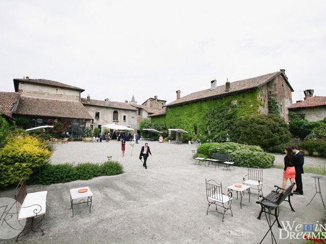 Il matrimonio di Dafne e Diego a Truccazzano, Milano 58