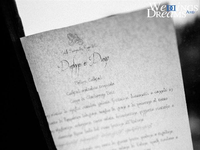 Il matrimonio di Dafne e Diego a Truccazzano, Milano 60