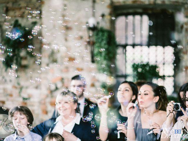 Il matrimonio di Dafne e Diego a Truccazzano, Milano 63