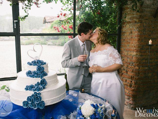 Il matrimonio di Dafne e Diego a Truccazzano, Milano 64