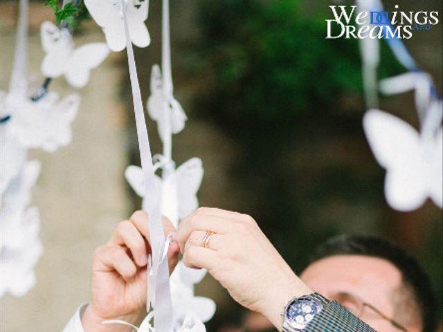 Il matrimonio di Dafne e Diego a Truccazzano, Milano 66