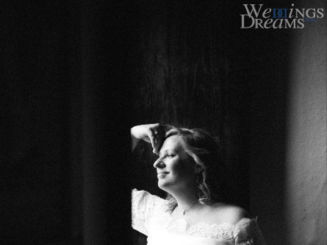 Il matrimonio di Dafne e Diego a Truccazzano, Milano 71