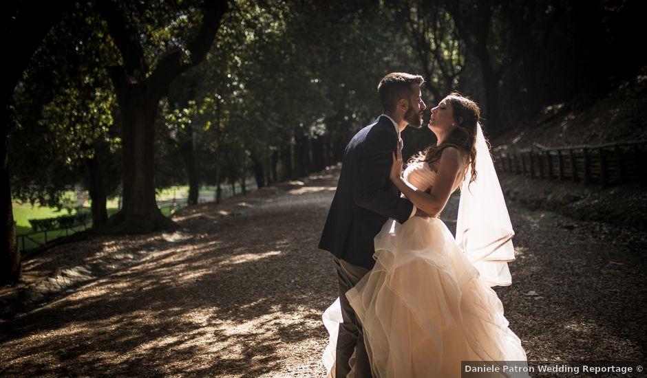 Il matrimonio di Umberto e Mariangela a Roma, Roma