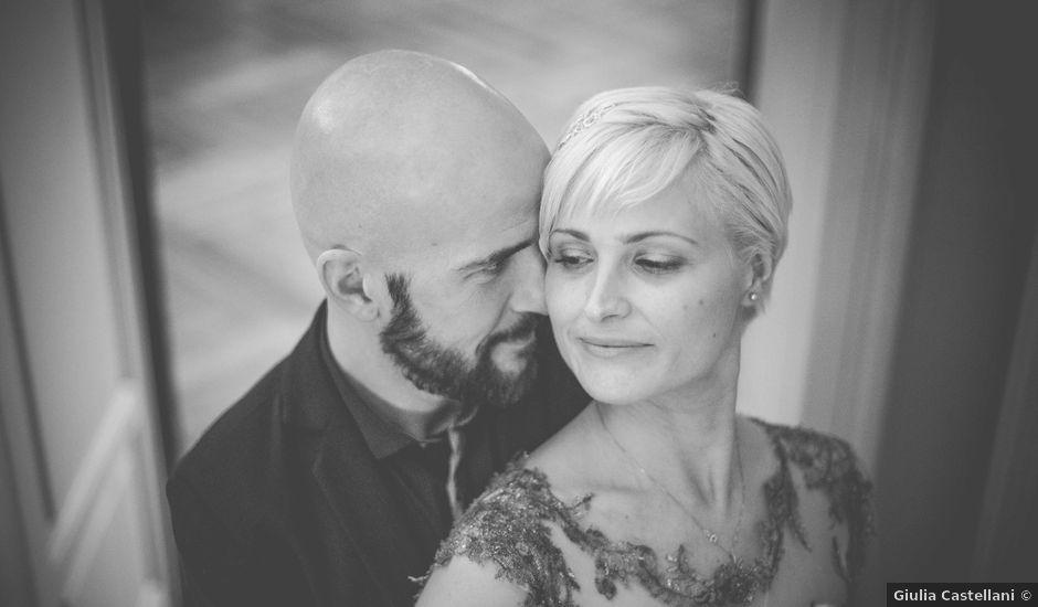 Il matrimonio di Marco e Giorgia a Brisighella, Ravenna
