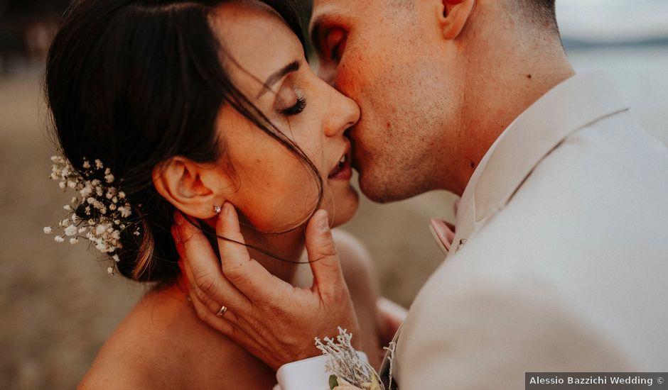 Il matrimonio di Gianluca e Valentina a Follonica, Grosseto