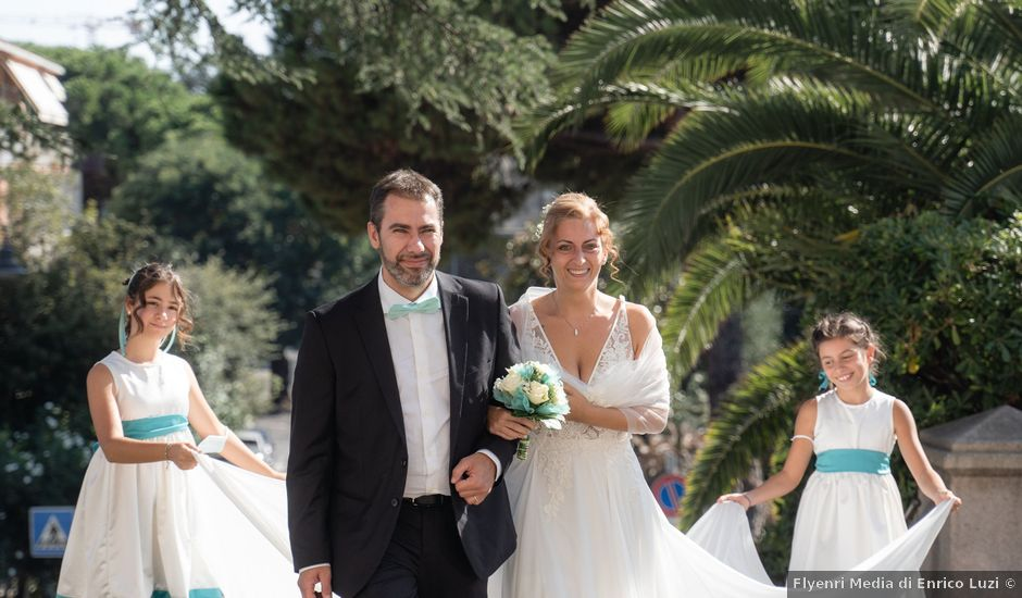 Il matrimonio di Pierpaolo e Laura a Celle Ligure, Savona