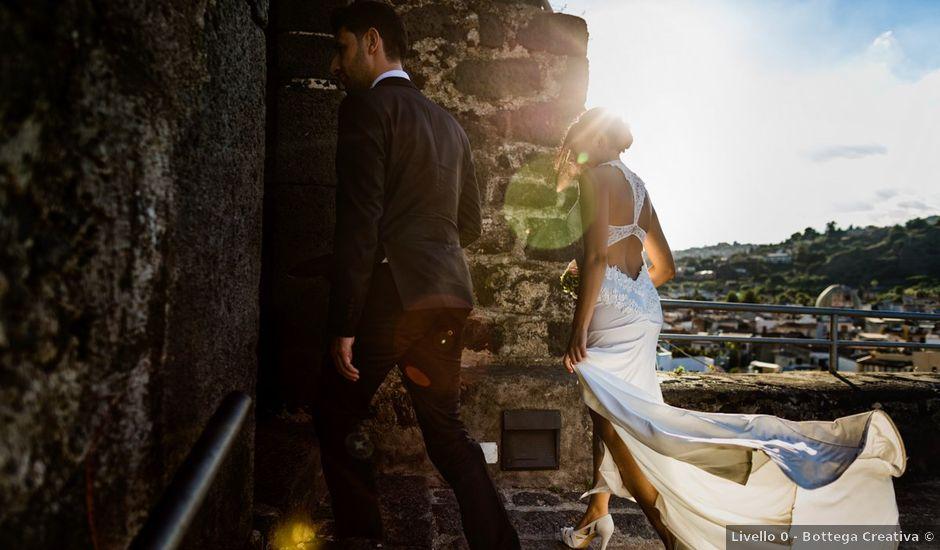 Il matrimonio di Giuseppe e Valentina a Catania, Catania