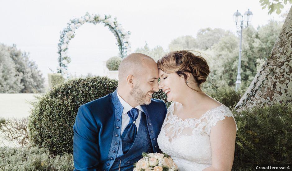 Il matrimonio di Raffaele e Micaela a Anzio, Roma