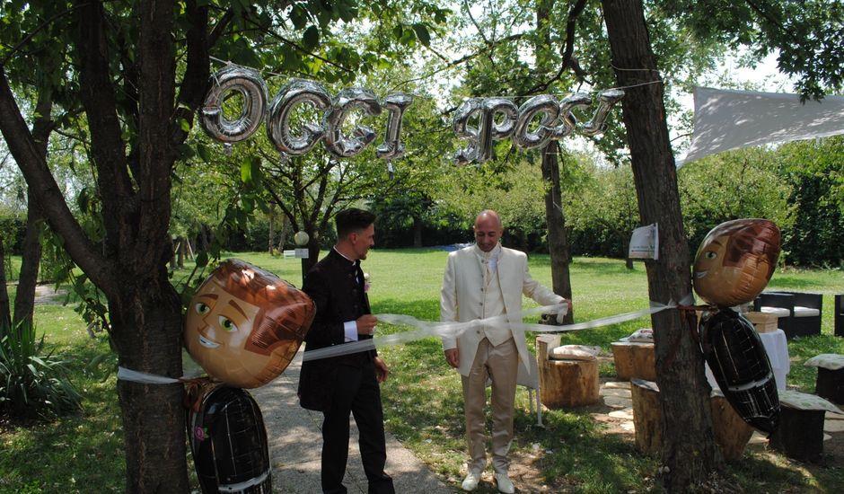 Il matrimonio di Mattia e William  a Lesmo, Monza e Brianza