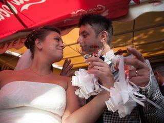 Le nozze di Pamela e Fabrizio
