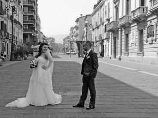 Le nozze di Carla e Vito