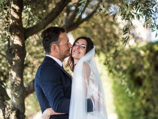 Le nozze di Vania e Franco